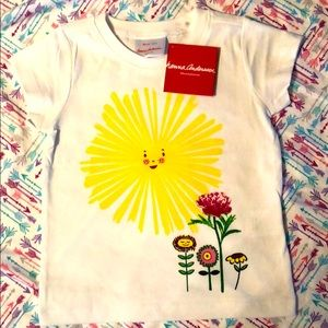 Hanna Andersson Baby Tee